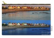 Golden To Blue Hour Puerto Sherry Cadiz Spain Carry-all Pouch