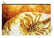 Golden Treasures Carry-all Pouch