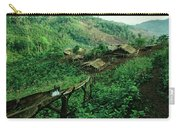 Golden Triangle Village Carry-all Pouch