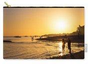 Golden Tropics Hot Beach Sun Carry-all Pouch