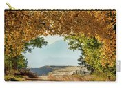 Golden Tunnel Of Love Carry-all Pouch