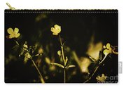 Golden Twinkles Carry-all Pouch