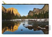 Golden View - Yosemite National Park. Carry-all Pouch