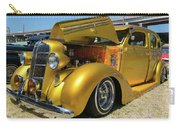 Golden Vintage Dodge Carry-all Pouch