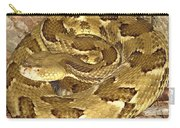Golden Viper Carry-all Pouch