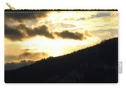 Golden Waters Carry-all Pouch