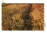 Golden Waves Of Grain Carry-all Pouch