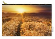 Golden Wheat Dreamscape Carry-all Pouch