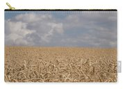 Golden Wheat Field Carry-all Pouch