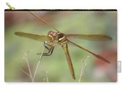 Golden-winged Skimmer Carry-all Pouch
