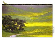 Goldenrod Oak Santa Ynez California 2 Carry-all Pouch