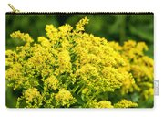 Goldenrod Carry-all Pouch