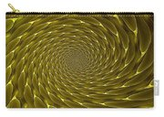 Goldenrod Vortex Carry-all Pouch