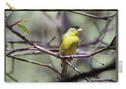 Goldfinch 042914a Carry-all Pouch