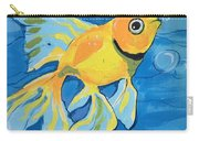 Goldfish Whisper Carry-all Pouch