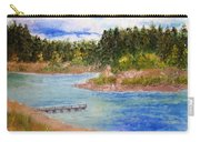 Goldwater Lake Carry-all Pouch by Jamie Frier