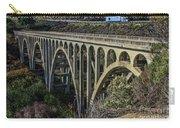 Goleta Hwy 101 Bridge Carry-all Pouch
