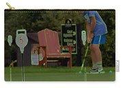 Golf Art 3 Carry-all Pouch