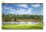 Golf At Pinehurst  Carry-all Pouch