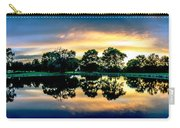 Golf Course Panorama Carry-all Pouch