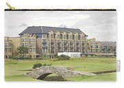 Golf Hotel, St Andrews Carry-all Pouch