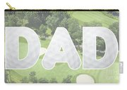Golfing Dad Carry-all Pouch
