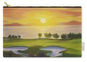 Golfing Heaven Carry-all Pouch