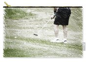 Golfing Putting The Ball 01 Pa Carry-all Pouch