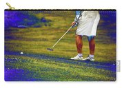 Golfing Putting The Ball 02 Pa Carry-all Pouch