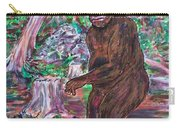 Goliath - The Bigfoot Of Ash Swamp Road Carry-all Pouch