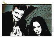 Gomez And Morticia Addams Carry-all Pouch