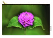 Gomphrena - Globe Flower 003 Carry-all Pouch