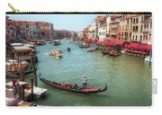 Gondola On The Grand Canal Carry-all Pouch