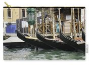 Gondola Pier Carry-all Pouch