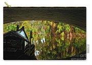 Gondola Under A Bridge Carry-all Pouch