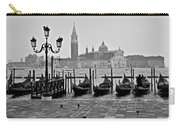 Gondolas Of San Marco Square Carry-all Pouch