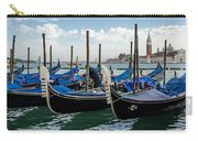 Gondolas On The Grand Canal Carry-all Pouch