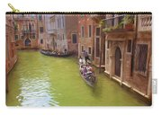 Gondoles In Venice Italy Carry-all Pouch