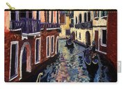 Gondoliers Carry-all Pouch