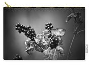 Gone To Seed Blackberry Lily Carry-all Pouch