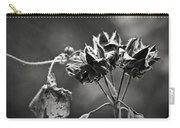 Gone To Seed Hibiscus Carry-all Pouch