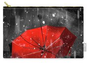Gone With The Rain Carry-all Pouch