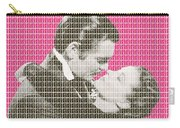 Gone With The Wind - Pink Carry-all Pouch