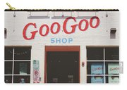 Goo Goo Shop- Photography By Linda Woods Carry-all Pouch