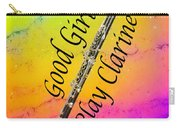 Good Girls Play Clarinet 5028.02 Carry-all Pouch