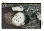 Good Laugh Quote Carry-all Pouch