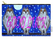 Good Luck Carry-all Pouch by Patrick J Murphy