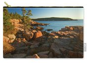 Good Morning Acadia Carry-all Pouch