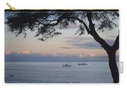 Good Morning Boats Carry-all Pouch