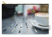 Good Morning Carry-all Pouch by Break The Silhouette